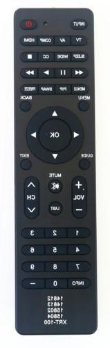 Nettech XRT100 Universal Remote Control for All VIZIO BRAND