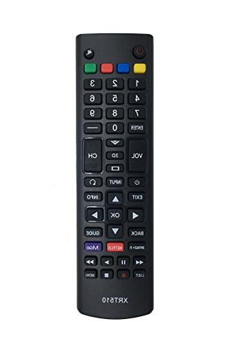 xrt510 replaced remote fit