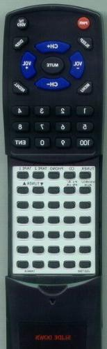 YAMAHA Replacement Remote Control for VD217300, RSRX5, RX500