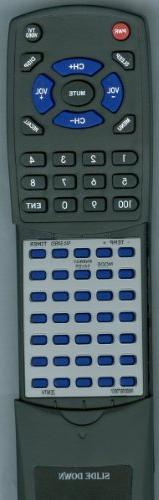 ZENITH Replacement Remote Control for AKB35979501, ZW6500R