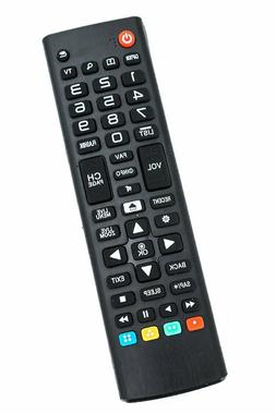LG AKB74915305 Replacement TV Remote Control for 4K Smart LE