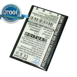 VINTRONS 1000mAh Li-ion Battery One For All URC 11-8603, URC