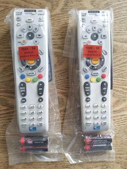 lot of 2 rc66rx universal remote hd