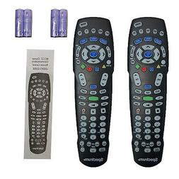 Lot of 2 Spectrum RC122 TV Universal Remote Control Time War