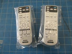 LOT OF 2 Universal Remote Control for EPSON Projector EX3220