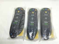 """Lot of 3 """"New"""" AT&T U-verse S30-S1B Universal Backlit Remote"""