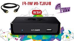 MAG 254 MAG254W1 IPTV Full HD 3D Media Streamer STB - Built