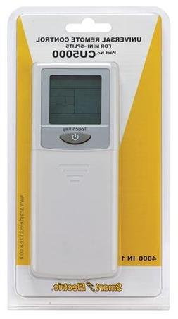 Universal Mini-Split Remote Control # CU5000