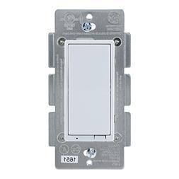 GE Z-Wave Plus Smart Fan Speed Control, 3-Speed, In-Wall, Co
