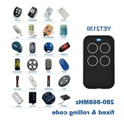 Multi-frequency Universal Automatic Cloning Remote Control P