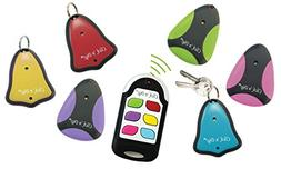 Click 'n Dig Model F6 Key Finder. 6 Receivers. Wireless RF R
