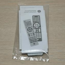 General Electric 33709 4 Device Universal Remote Control - S