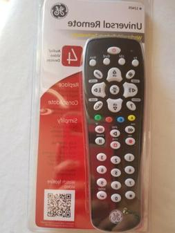 GE General Electric Universal Remote Control 12405 for TV DV