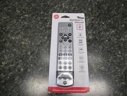 NEW GE 4-Device Big Button Universal Remote Streaming Player