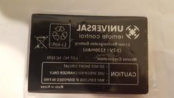 NEW Authentic URC 3.7V  Rech. Battery MX-810,880,950,980, R2