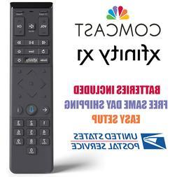 New Xfinity Comcast XR15 X1 Voice Remote Control w/ Batterie