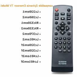 New Emerson Sylvania TV Replacement Remo