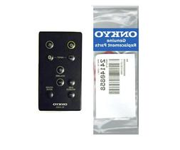 NEW GENUINE ONKYO RC-858S REMOTE CONTROL