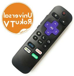 NEW IR Universal Replacement Remote compatible with ROKU TVs