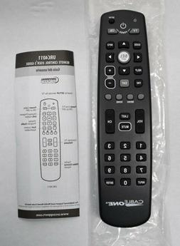NEW OEM Cable One Remote Control URC4011 URC-4020BC0-R Unive