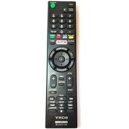 NEW Original Sony LED Smart TV Remote Control RMT-TX100U Net