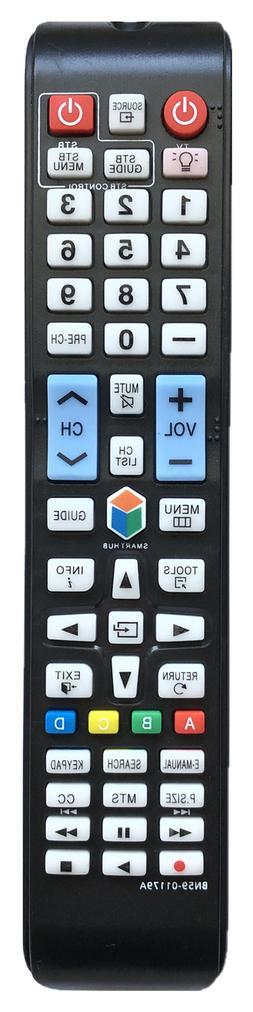 NEW REMOTE CONTROL BN59-01179A For SAMSUNG LED SMART TV UN48