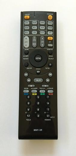 NEW USBRMT Remote For ONKYO RC-799M HT-S3500 HT-R548 HT-RC33