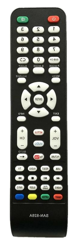 New Remote SAN-928 for SANYO LED LCD TV DP37840 DP42840 DP46