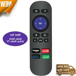 New Replacement Remote Control for Roku 1 2 3 4 Express Prem