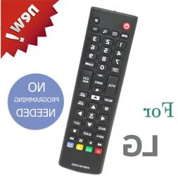 New Replacement TV Universal Remote Control for LG AKB749153