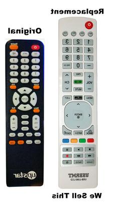 New USB Universal Remote for Model 01 for UPSTAR TV - Alread