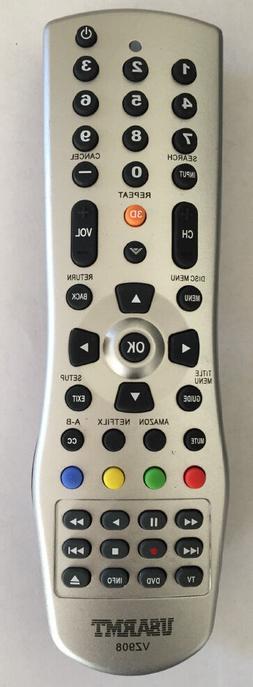 NEW Vizio Universal Remote For VR3 XRT510 VRU100 VRU300 VUR5