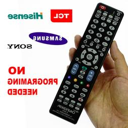 NO PROGRAMMING Universal LCD/LED/3D Smart TV Remote for Sams