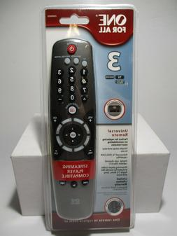 One For All OARN03S 3 Device Remote
