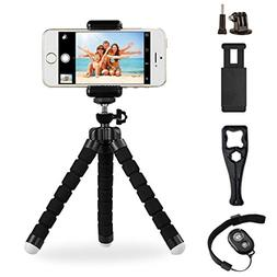 Octopus Style Portable and Adjustable Tripod Stand Holder fo