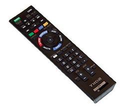 OEM Sony Remote Control: KDL50W790B, KDL-50W790B, KDL50W800B