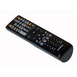 OEM Onkyo Remote Control: TXNR737, TX-NR737, TXNR838, TX-NR8