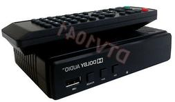 Over-The-Air HD TV Tuner Box With USB Recording Function
