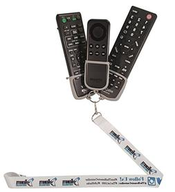 Portable Remote Control Caddy Organizer - Stop Losing Your R