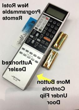 NEW Rotel RR1061 Remote Powerful Universal Learning Control
