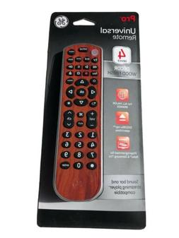 GE Pro 4 Device Universal Remote, Pre Programmed For ROKU an