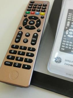 GE Pro Universal Remote Control, Designer Finish for All maj