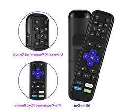 R2 Universal Remote Control Replacement for Roku Streaming P