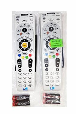 RC66X 2 Pack DirecTV RC66X IR Remote Control 2 Pack - Univer