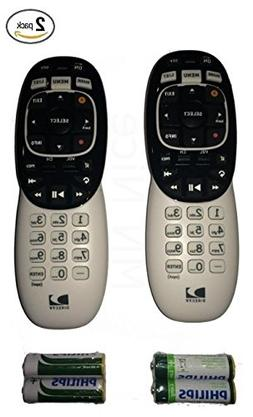 DirecTV RC72 2 Pack Remote Control