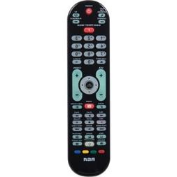 Rca 4 Device Universal Remote Preset Programming Backlit