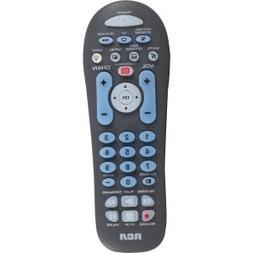RCA RCR314WR Universal Remote Control - For TV, Satellite Bo