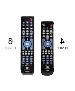 RCA Remote Control for TV - 6 & 4 Device Platinum PRO Samsun