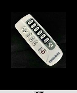 Remote Control For GE ARC-769 One New & one Used sold as is