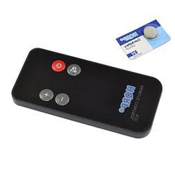 HQRP Remote Control for Bose Solo 410376, Solo 10, Solo 15 T